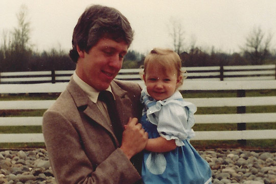 A Dad Who Didn't Have To Be: Raising A Step Child » Linda Atwell