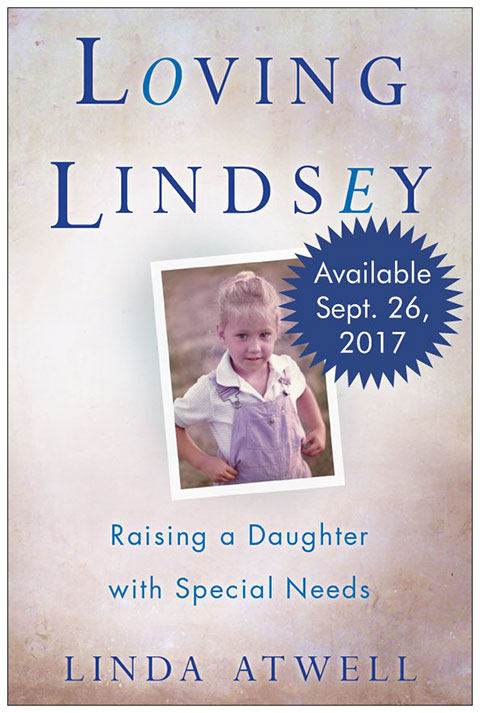 Book: Loving Lindsey - Raising a Daughter with Special Needs