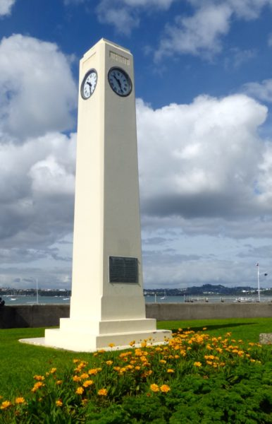 Devonport Clock Tower