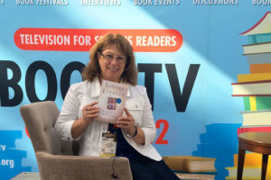 Linda Atwell at Book Scan TV